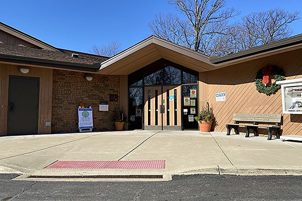 EOS Mechanical project: Wood Dale Public Library